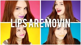 Download Lagu Meghan Trainor - Lips Are Movin (Cover) | Alycia Marie Gratis STAFABAND