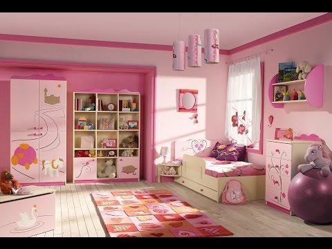 """Идеи оформления детской комнаты для девочки. Дизайн комнаты для девочки. Design of a girl""""s room"""