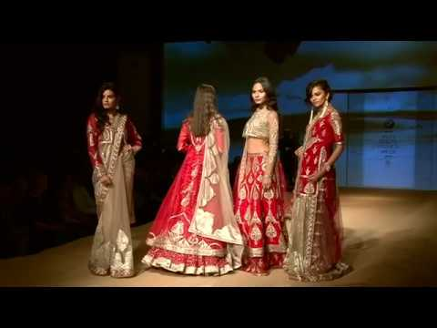 Ashima Leena at BMW India Bridal Fashion Week 2014 in association with AZVA