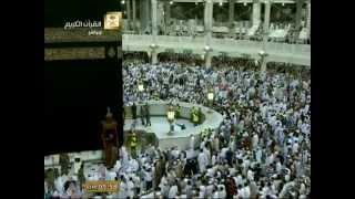 تكبيرات و صلاة و خطبة عيد الفطر 1436 من المسجد الحرام  : الشيخ صالح بن حميد