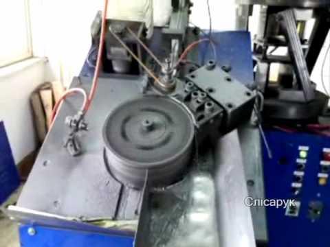 Как сделать станок для производства гвоздей