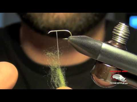 How To Use Fly Tying Dubbing and How To Apply Dubbing To Thread