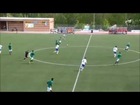 Fenomenal asistencia de Sory Kaba | Alcobendas Levitt CF