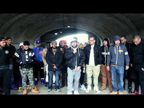 Bronx Cypher 2015