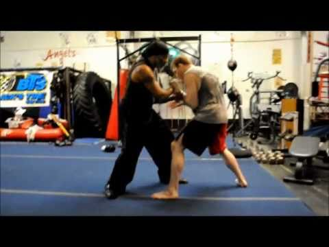 The Elder Beast presents: Basic San Shou Training for MMA Competition Image 1
