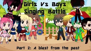 Girls Vs Boys Singing Battle | Part 2 | A Blast From The Past | 600 Subscribers Special! | GLMV