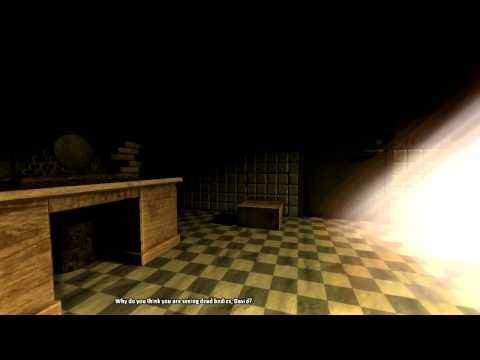 Amnesia: White Night w/Brad - Walkthrough - Part 5 - PATIENT WARDS