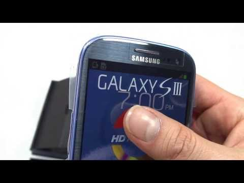 Unboxing Review Celular Samsung Galaxy S3 SIII GT-I9300 16GB QUAD CORE Camara 8MPX