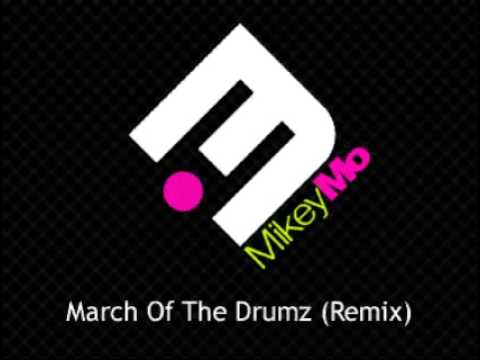 March of the drumz (remix)