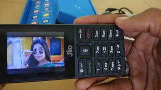 Jio Phone F220B Unboxing 🔥 Jio India Ka Smart Phone Unboxing & Review In Hindi