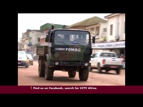 Central African Republic: UN to consider deploying peacekeepers