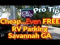 Full Time RV Living | Crossing Savannah GA Off The Bucket List | S2 EP075
