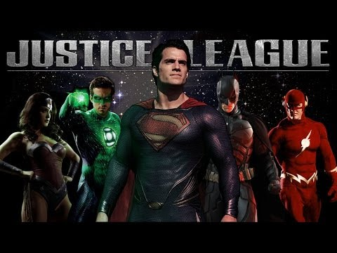 AMC Movie Talk - JUSTICE LEAGUE Movie Officially Announced! STAR WARS Canon Redefined