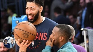 Celtics are not afraid of Rich Paul saying AD would be a 1-year rental – Zach Lowe | Jalen & Jacoby