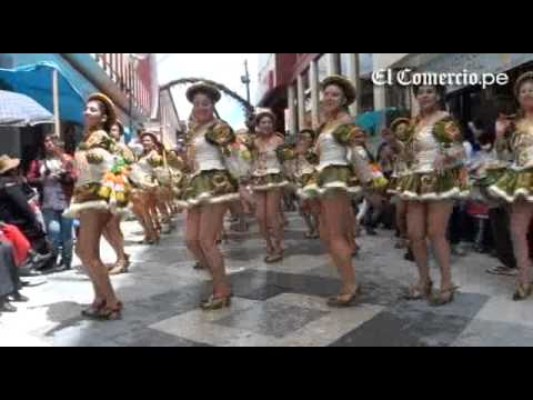 Fiestas de la Candelaria 2012 de Puno - Perú