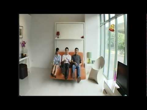 Share Something 我爱公开 | Smootree Singapore | Space Saving Furniture | Space Saver