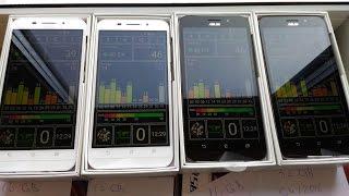 Тестирую GPS на Asus zenfone max разных месяцев выпуска.