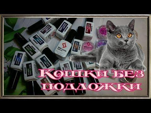 Nails: Кошки без проблем /Skcom TOKYO/часть1