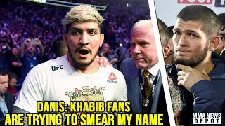 Dillon Danis breaks silence on UFC 229; UFC 229 2.4 mil shátters UFC PPV Record; Jones v Gus UFC 232
