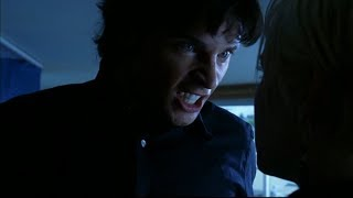 Clark Kent Getting Angry -- (Smallville - S1-3; E2)