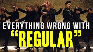 Everything Wrong With Nct 127 엔시티 34 Regular English Version 34