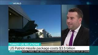 Turkey & U.S. showdown on S-400 Russian weapon sale