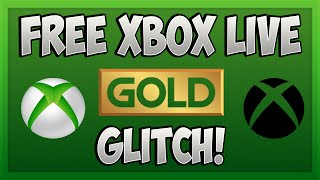 Easy Way To Get Free Xbox Live Gold *Working February 2016* (Free Xbox Live Tutorial 2016)