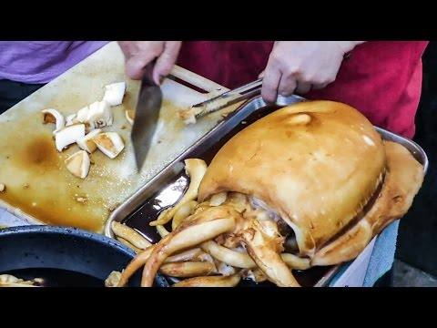 Hong Kong Street Food. The Amazing Stalls and Markets of Tai O Village