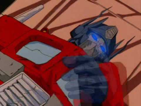 Transformers: La muerte de optimus prime (en español) / Optimus Prime's Death (Spanish)