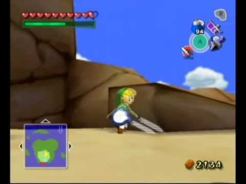 The History Behind SSBB Toon Link