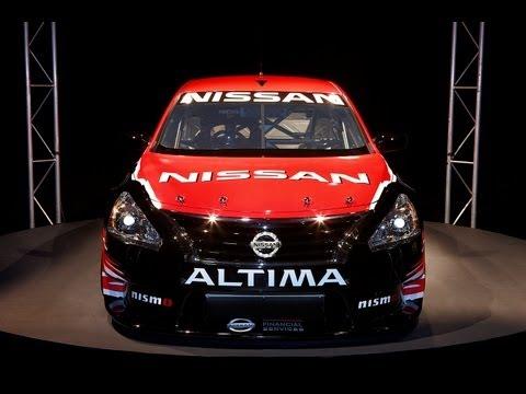 Nissan Altima V8 Supercar Live Reveal