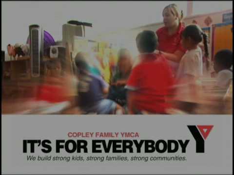 Copley Family YMCA: A safe place...