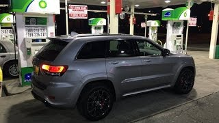 MY NEW JEEP GRAND CHEROKEE SRT
