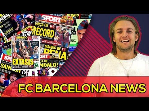 ¿Dani Alves se va del FC Barcelona?   ¿Llegará Paulo Dybala?   Neymar no se va   BARCA NEWS