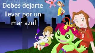 Digimon Adventure 01-Ending latino full- Tengo la fé By:Marisa de Lille