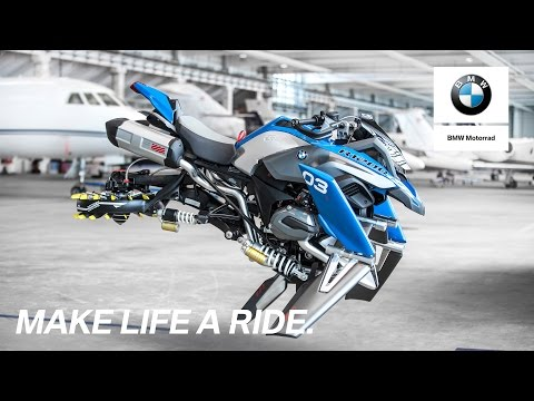 BMW, Lego to come up with 'flying bike' soon
