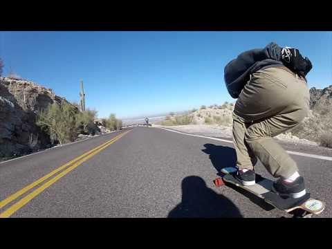 BC Longboards in Arizona