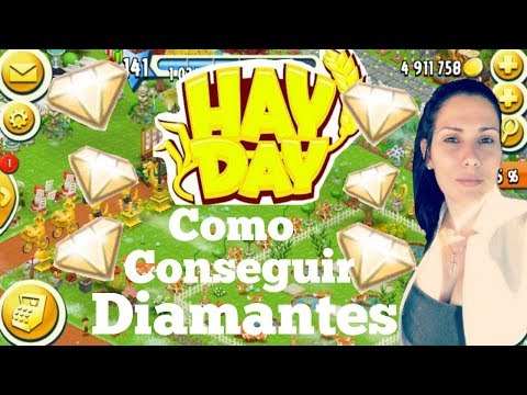Hay Day     Como Conseguir Diamantes