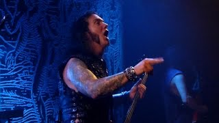 MORBID ANGEL - Immortal rites - Fall from grace (Live Paris 2014)