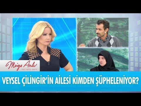 Samsun'da öldürülen Veysel Çilingir'in katili kim? - Müge Anlı İle Tatlı Sert 25 Aralık 2017