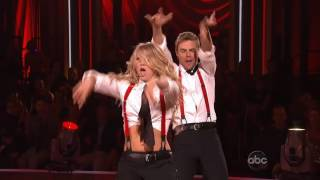 Julianne Hough & Derek Hough - Shake Your Tail feather (2011 HD)