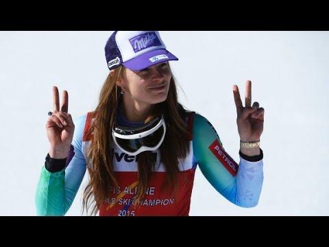 Golden girl Tina Maze quits skiing MP3