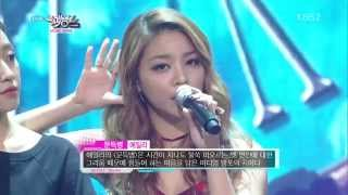 140926 Ailee - Sudden Illness @ Music Bank [720p HD]