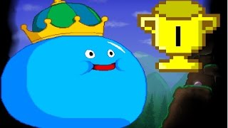 how to ride a slime in terraria