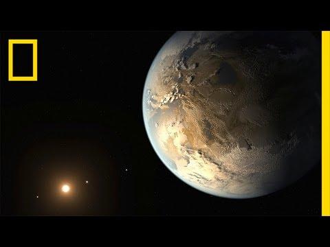 National Geographic Live! - Life Beyond Earth, Part 3: Natalie Batalha