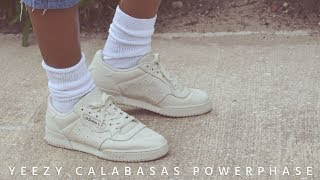 Yeezy Calabasas Powerphase Lookbook | Outfits + On-feet!