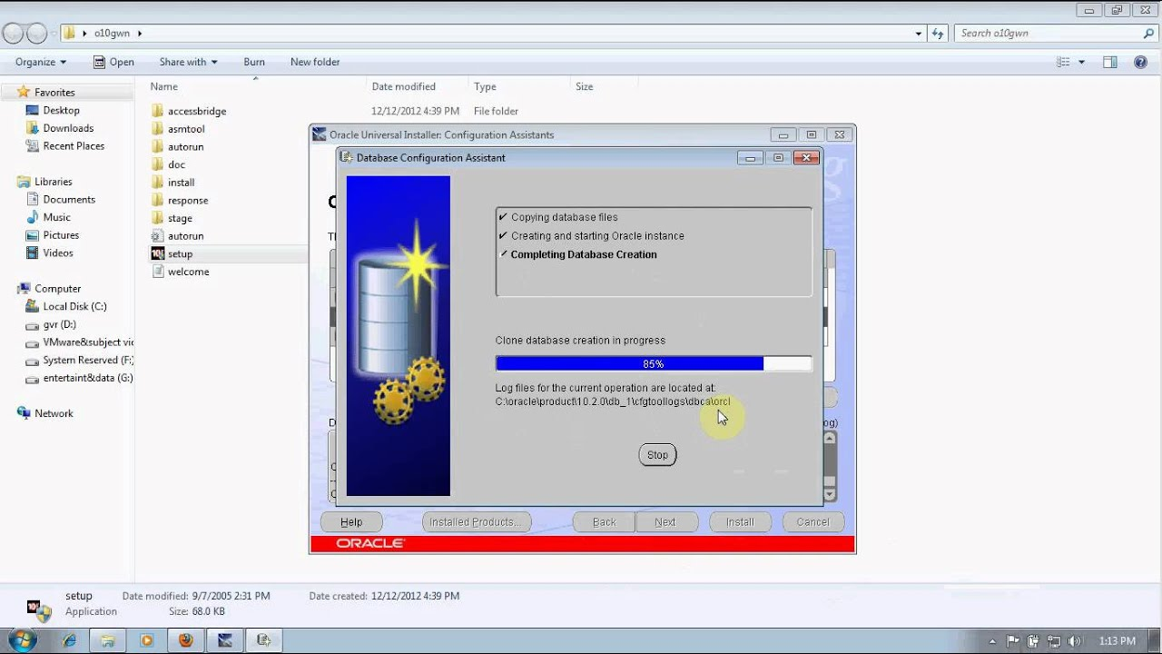 Oracle Oraclient10g_Home1 Download