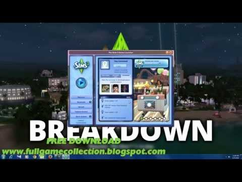 The Sims 3 Roaring Heights Gold And Boardwalk Set Free ...