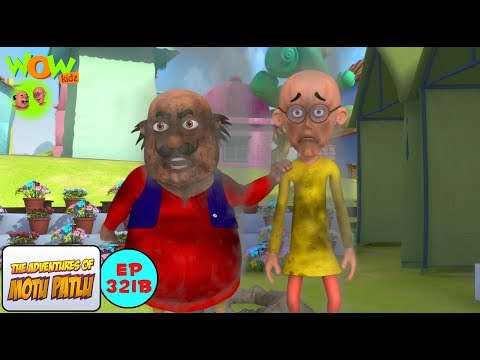 John ke Badal Bijli - Motu Patlu in Hindi - 3D Animation Cartoon - As on Nickelodeon thumbnail