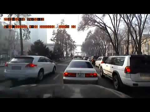 Подборка аварий за февраль 2013 [ 8 ] Челябинск